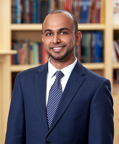 Faraz Kayani Executive Director of 305 West End Assisted Living