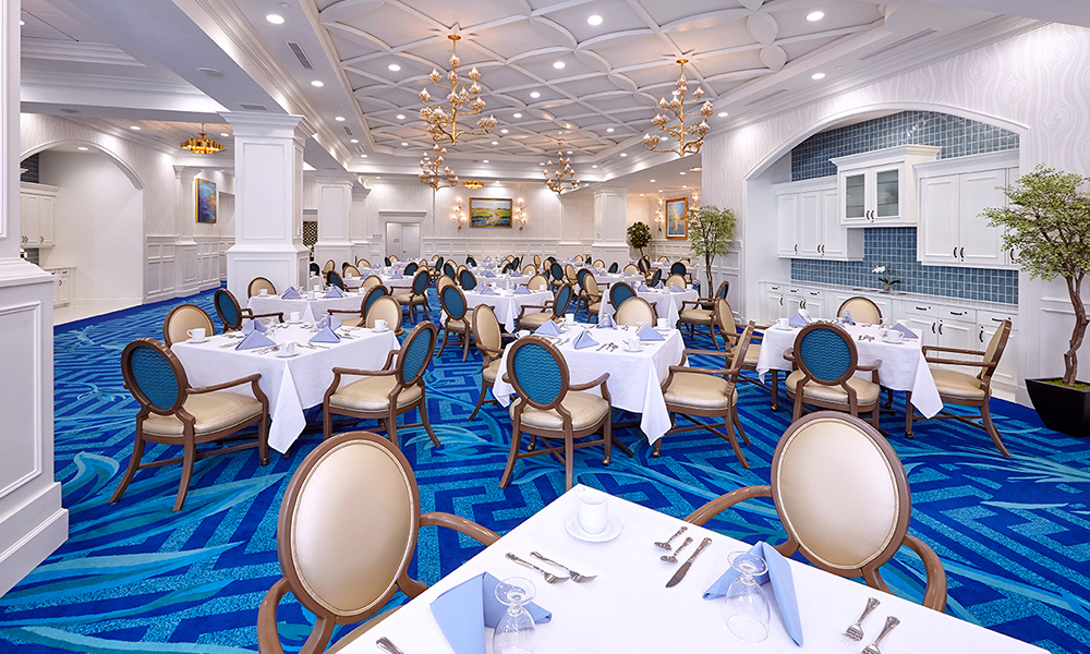 305 West End Dining Room