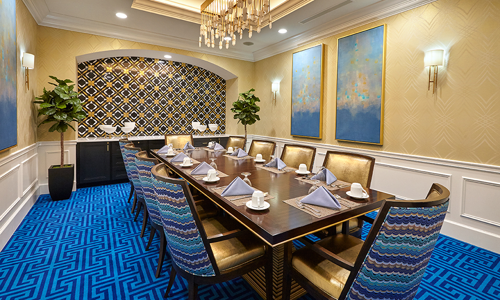 305 West End Private Dining Room