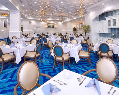 305 West End Main Dining Room
