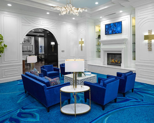 305 West End's Main Living Room